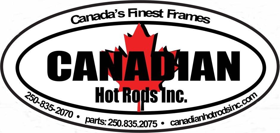 Canadian Hot Rods logo